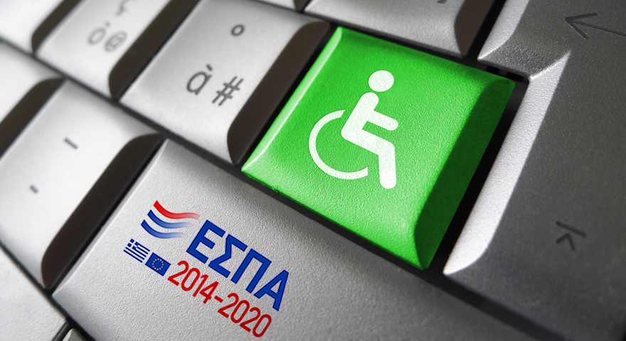 website accessibility espa